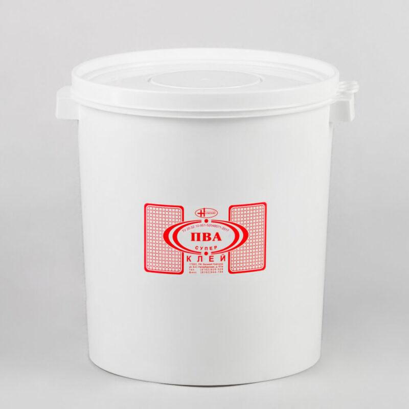 """Клей ПВА «Супер», 30 кг, контейнер ООО """"Новохим"""""""